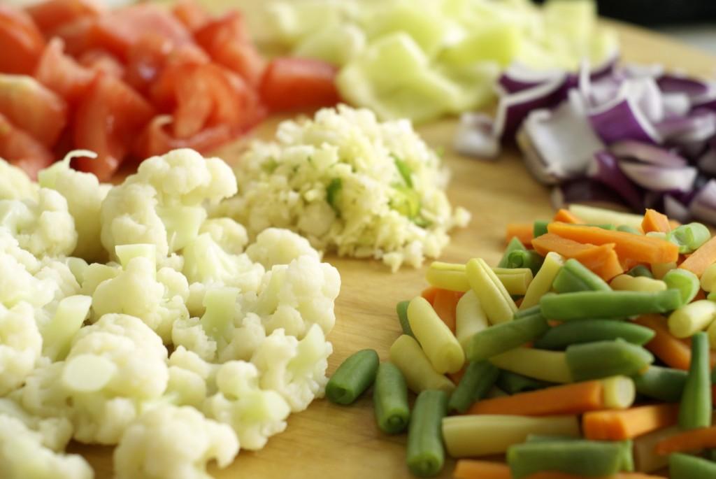 Warzywa do jalfrezi
