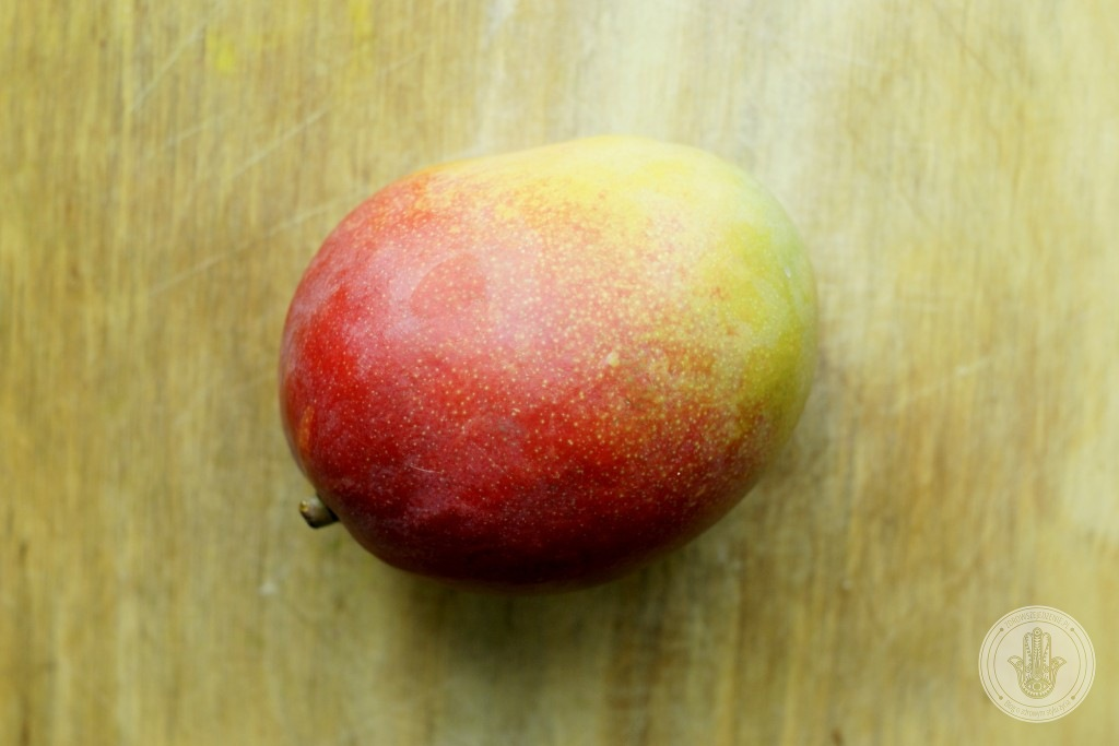 Dojrzałe mango.